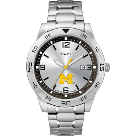 Timex NCAA Tribute Collection Michigan Wolverines Citation Men's Watch