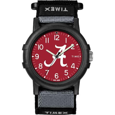 Timex NCAA Tribute Collection Alabama Crimson Tide Recruite Youth Watch