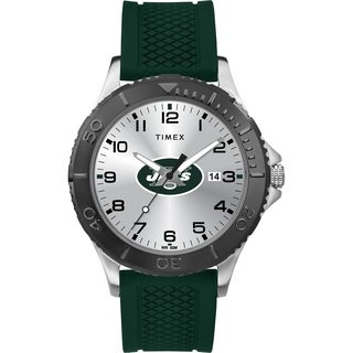 Timex NFL Tribute Collection New York Jets Gamer Green Men S Watch