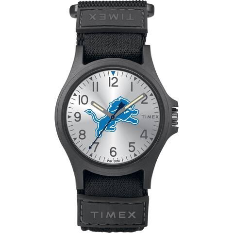 Timex NFL Tribute Collection Detroit Lions Pride Men's Watch