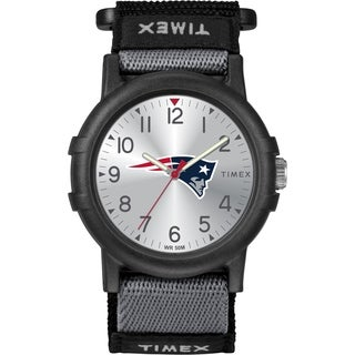 Timex NFL Tribute Collection New England Patriots Recruite Youth Watch