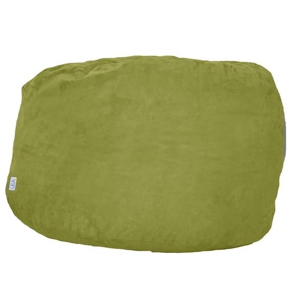 Green Apple Nuzzle Nest Beanbag