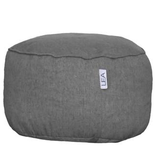 Ash Grey Slumber Nest Ottoman