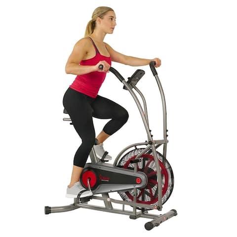 Sunny Health & Fitness Motion Air Bike