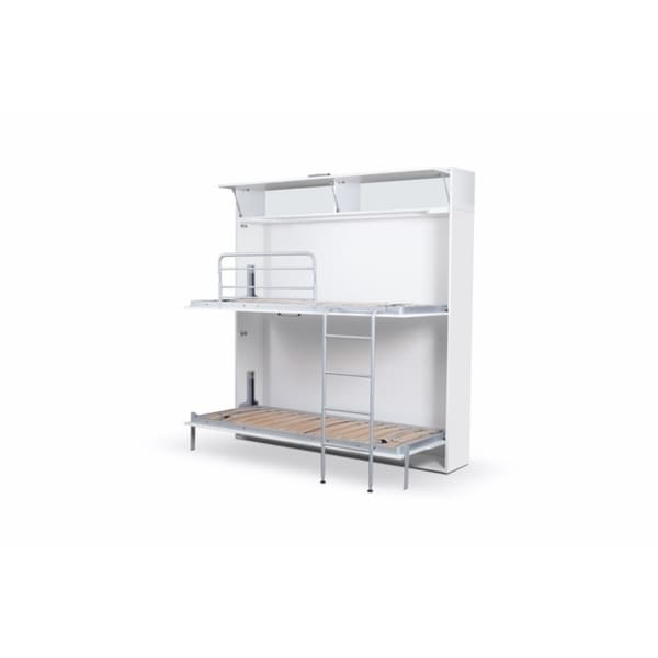 OTIS Bunk Wall Bed Size - Twin