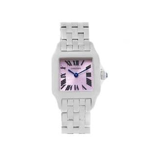 Cartier Women's W2510002 'Santos Demoiselle' Stainless Steel Watch