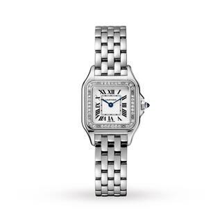 Cartier Women's W4PN0007 'Panthere De Cartier' Stainless Steel Watch