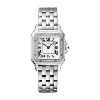 Cartier Women's W4PN0008 'Panthere De Cartier' Stainless Steel Watch