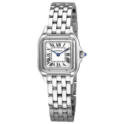 Cartier Women's WSPN0006 'Panthere De Cartier' Stainless Steel Watch