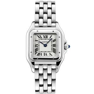 Cartier Women's WSPN0007 'Panthere De Cartier' Stainless Steel Watch