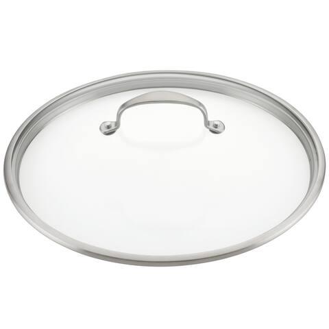 "Anolon Allure Glass Cookware Lid, 12.75"""