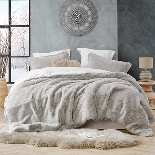 Link to Coma Inducer Oversized Stone/Taupe Comforter Similar Items in Comforter Sets
