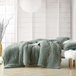 Coma Inducer Oversized Oversized Comforter - Yo Dreads - Iceberg Green