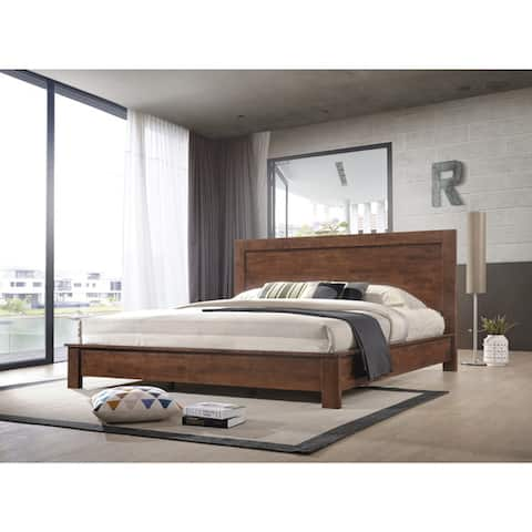 Strick & Bolton Alsa King Wenge Bed
