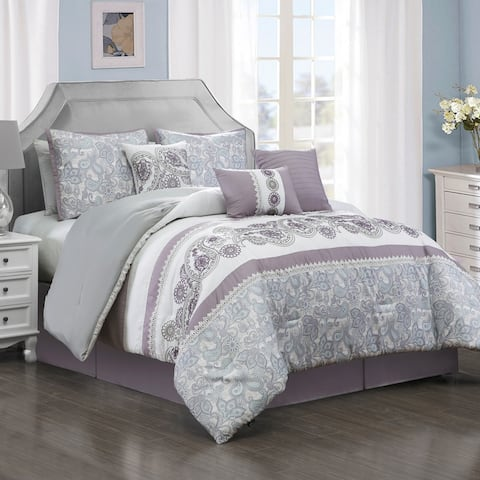 Gracewood Hollow Hosokawa 7-piece Comforter Set
