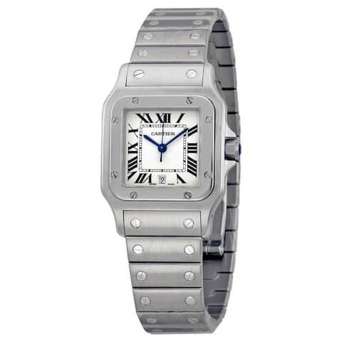 Cartier Men's W20060D6 'Santos' Stainless Steel Watch