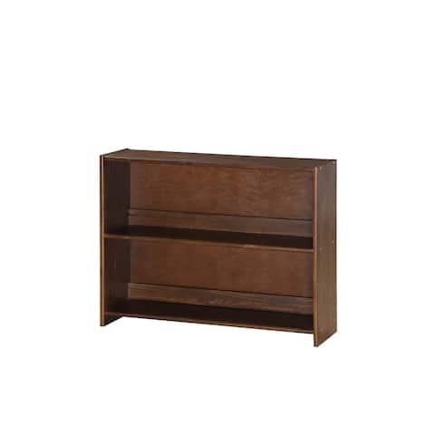 Donco Kids Artesian Bookcase in Brown Glaze - N/A