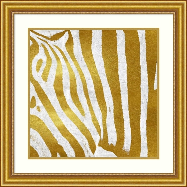 Framed Art Print 'Skins III' by Ellie Roberts - Outer Size 28x28-inch