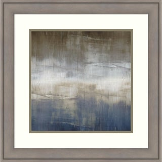 Framed Art Print 'Purposeful I' by Taylor Hamilton - 22x22-inch