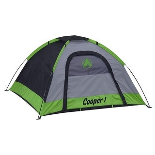 GigaTent 5 X 5 One Room Easy Set Up Camping Tent Carry Bag Included