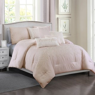 Link to Silver Orchid Billington 7-piece Comforter Set Similar Items in Blankets & Throws