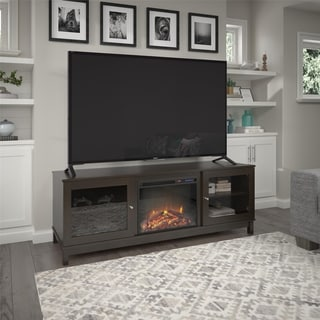Avenue Greene Patton Fireplace TV Stand for TVs up to 70 inches