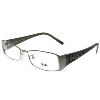 Fendi FE 874 260 53mm Womens Gunmetal Frame Eyeglasses 53mm