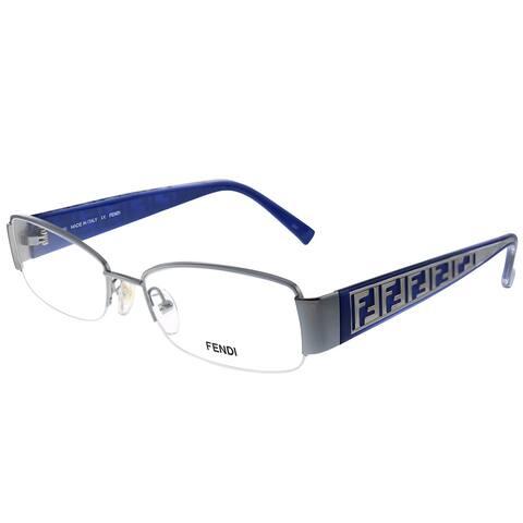 Fendi FE 984 467 53mm Womens Silver Frame Eyeglasses 53mm