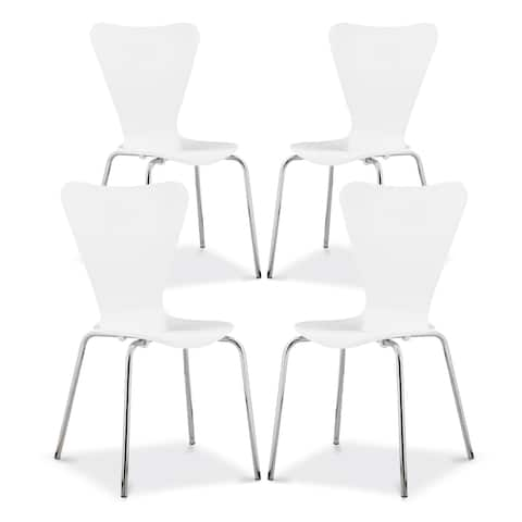 EdgeMod Brynn Dining Chair (Set of 4)