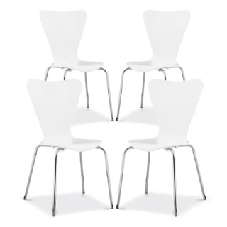 Link to EdgeMod Brynn Dining Chair (Set of 4) Similar Items in Dining Room & Bar Furniture