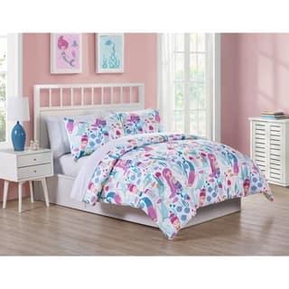 VCNY Home Ocean Dreamer Mermaid Bed-in-a-Bag Comforter Set