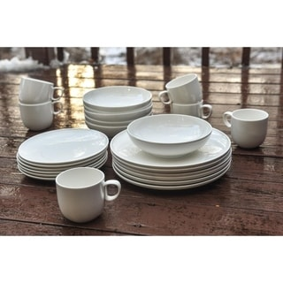 Christopher Knight Collection Simplicity 24Pc Dinner Set