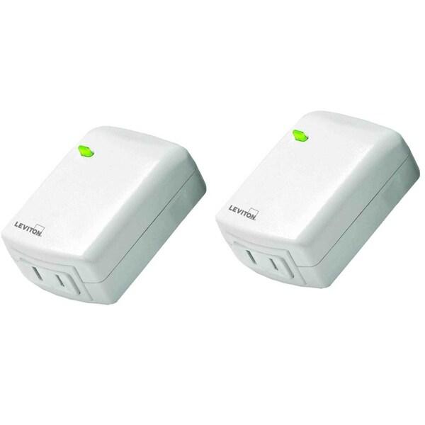 Leviton Decora Smart Wi-Fi Plug-in Dimmer (2 Pack) - N/A