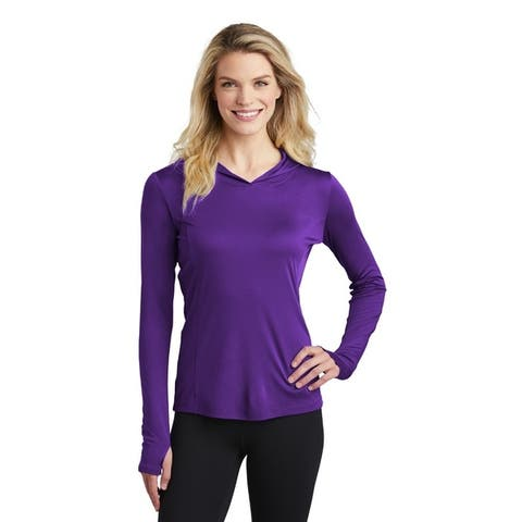 One Country United Ladies PosiCharge Hooded Pullover