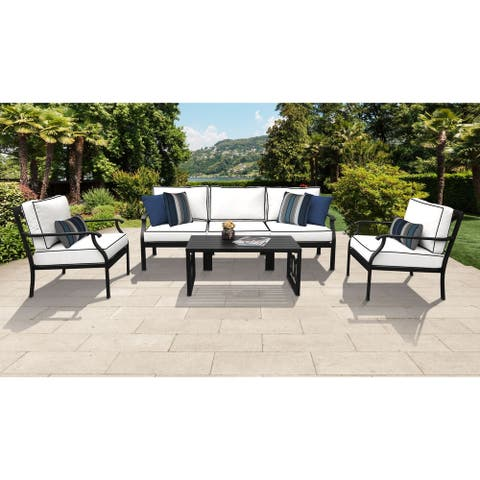 kathy ireland Homes and Gardens Madison Ave. 6-piece Patio Furniture Set
