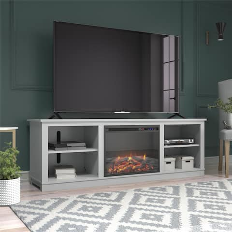 Avenue Greene Barrown Downs Fireplace TV Stand for TVs up to 75 inches