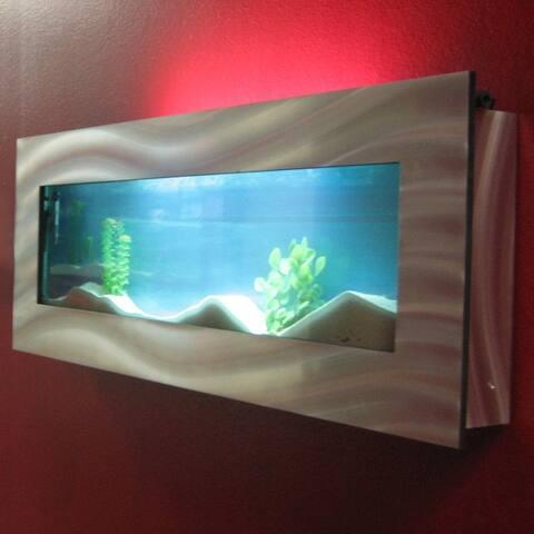 Aussie Aquariums 2.0 Wall Mounted Aquarium - Vista