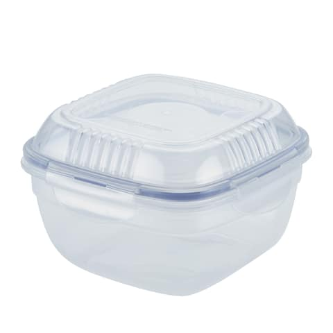 Easy Essentials On the Go Meals Salad Bowl with Tray, 32oz