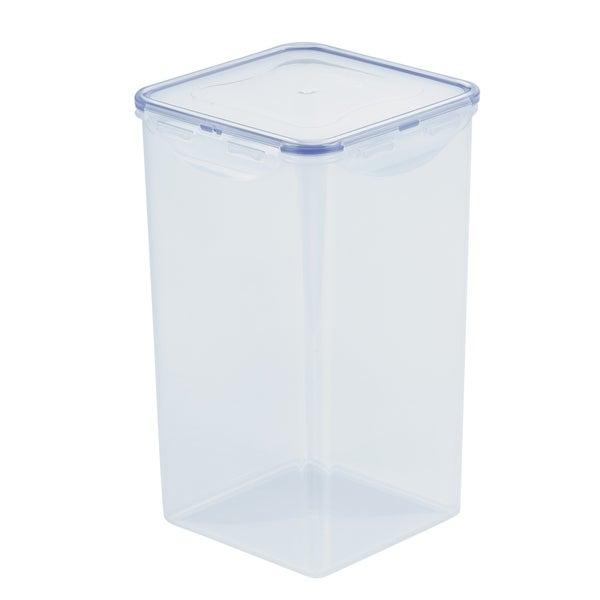 Easy Essentials Pantry Square Food Storage Container, 16.9C. Opens flyout.