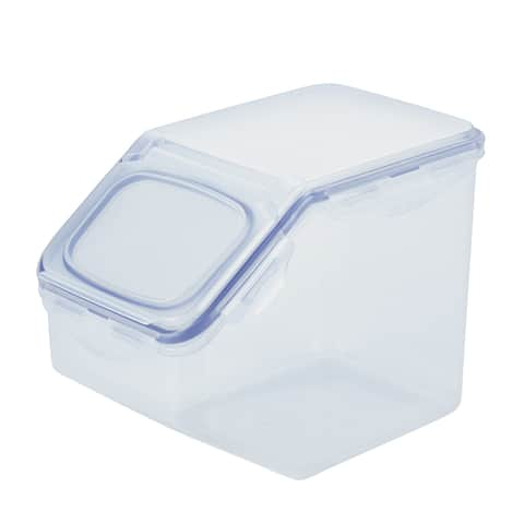 Easy Essentials Pantry Rectangular Food Storage Container with Lid
