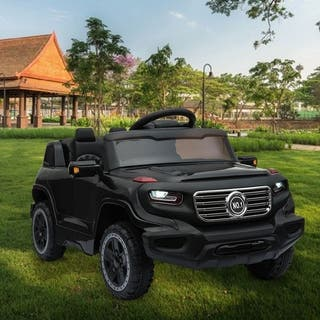 6V Motor Kids Ride-On Car Truck w/Parent Remote Control