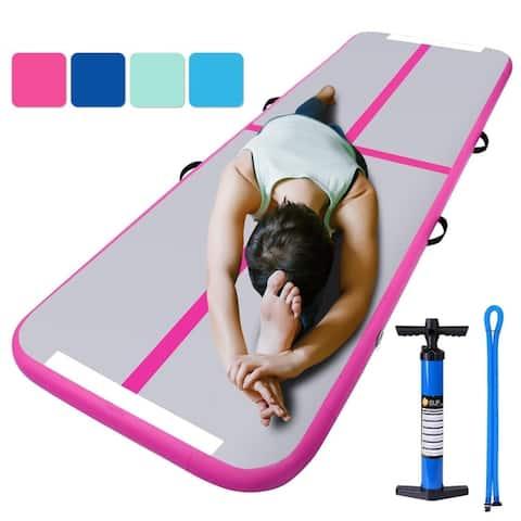 Home Training Equipment Inflatable Air Tumble Track Inflatable Gymnastics Air Mat