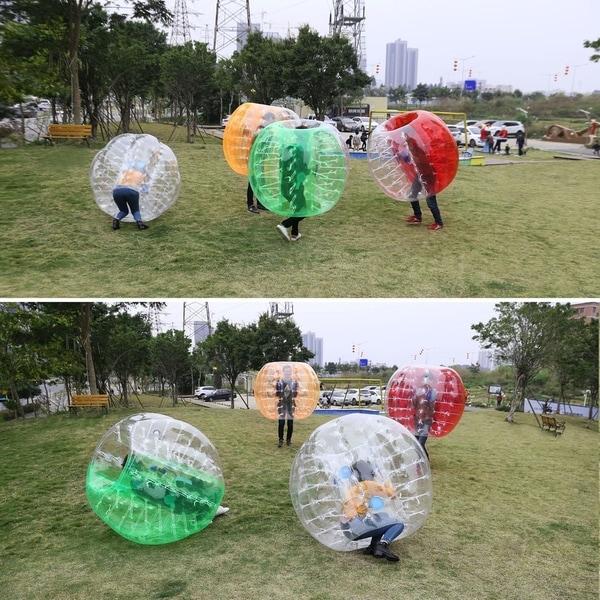 KNOCKERBALL Medium TPU Inflatable Bubble Soccer Sports Team Play