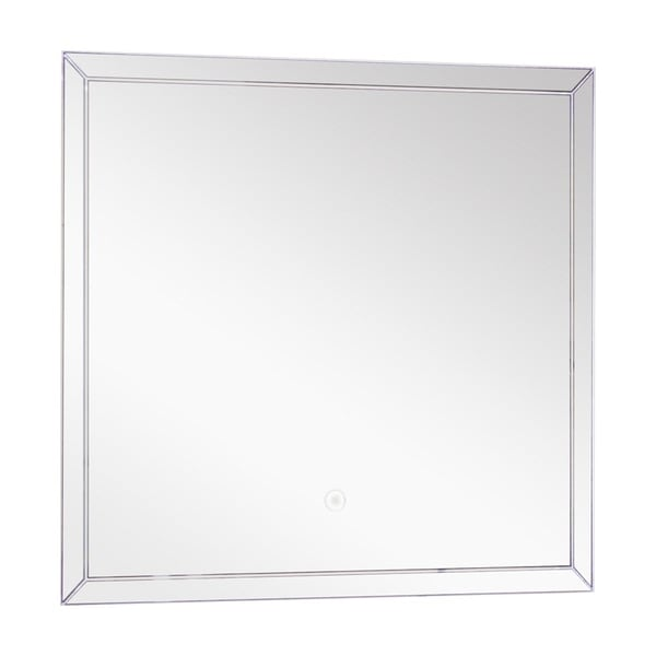Transolid Finn LED-Backlit Contemporary Mirror with Touch Sensor