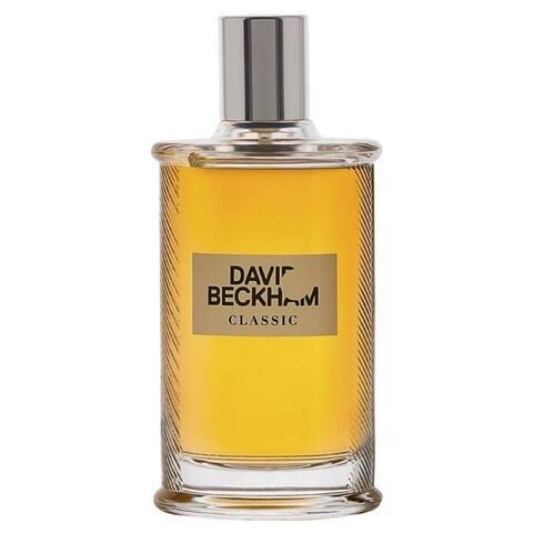David Beckham Classic for Men by David Beckham Eau De Toilette Spray No Cap Tester 3.0 OZ