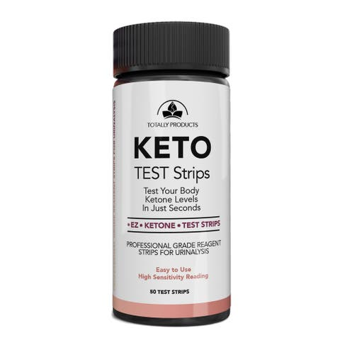 Totally Products Ketone Test Strips