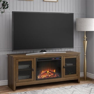 Avenue Greene Tamarisk Fireplace TV Stand for TVs up to 65 inches