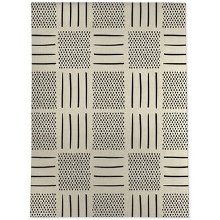 IVORY CROSSROADS Area Rug By Kavka Designs