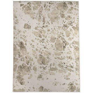 MARBLE IVORY SMALL Area Rug By Kavka Designs
