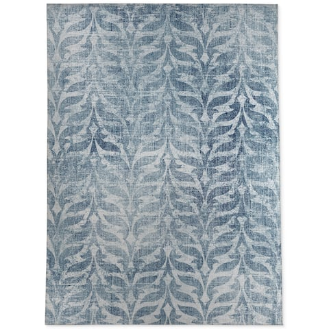 PAVIA GALAXY BLUE Area Rug By Terri Ellis